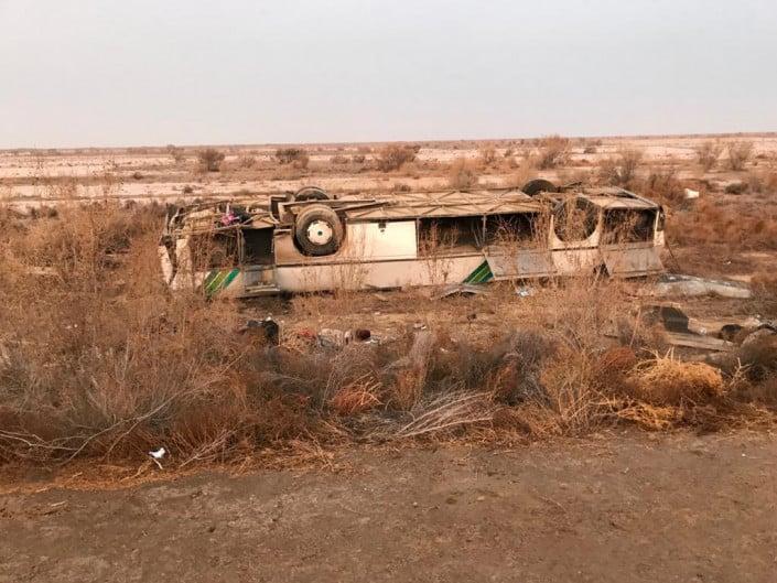 Автобус, Қызылорда облысы