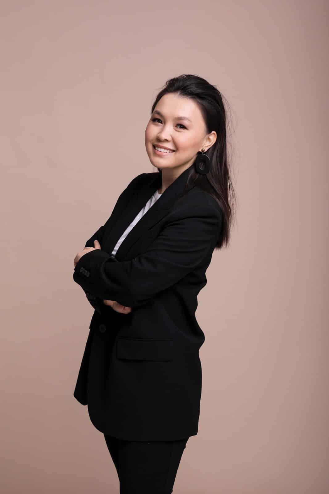 Зарина Бүенбаева