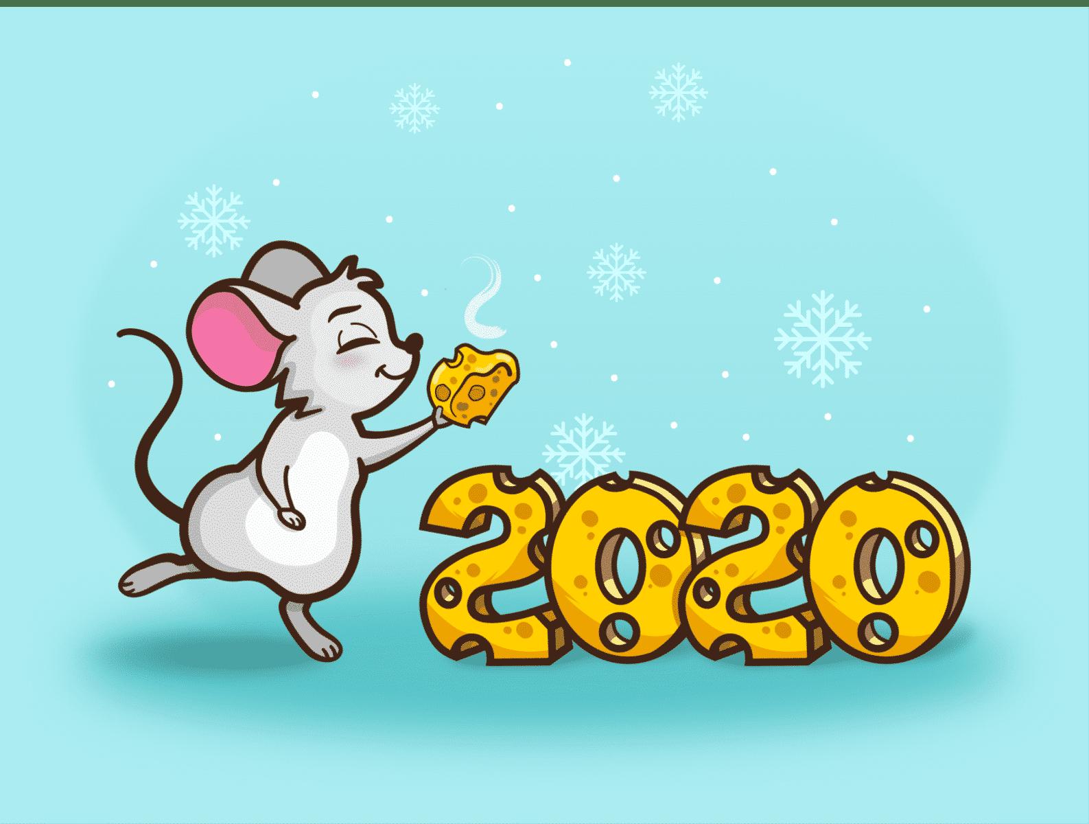 Тышқан жылы, 2020
