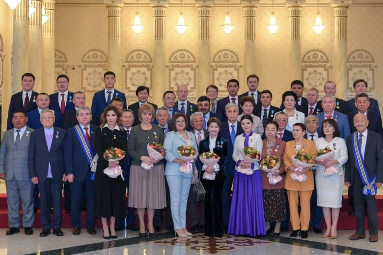 Мемлекеттік награда иегерлері