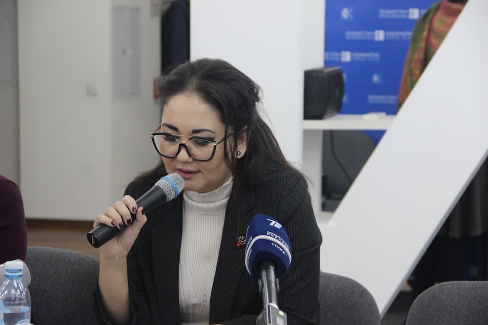 Айзат Молдағасымова