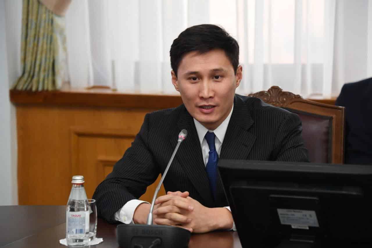 Азамат Қалдыбеков