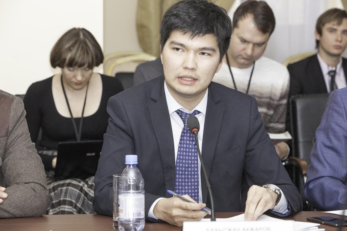 Бақытжан Ақжаров