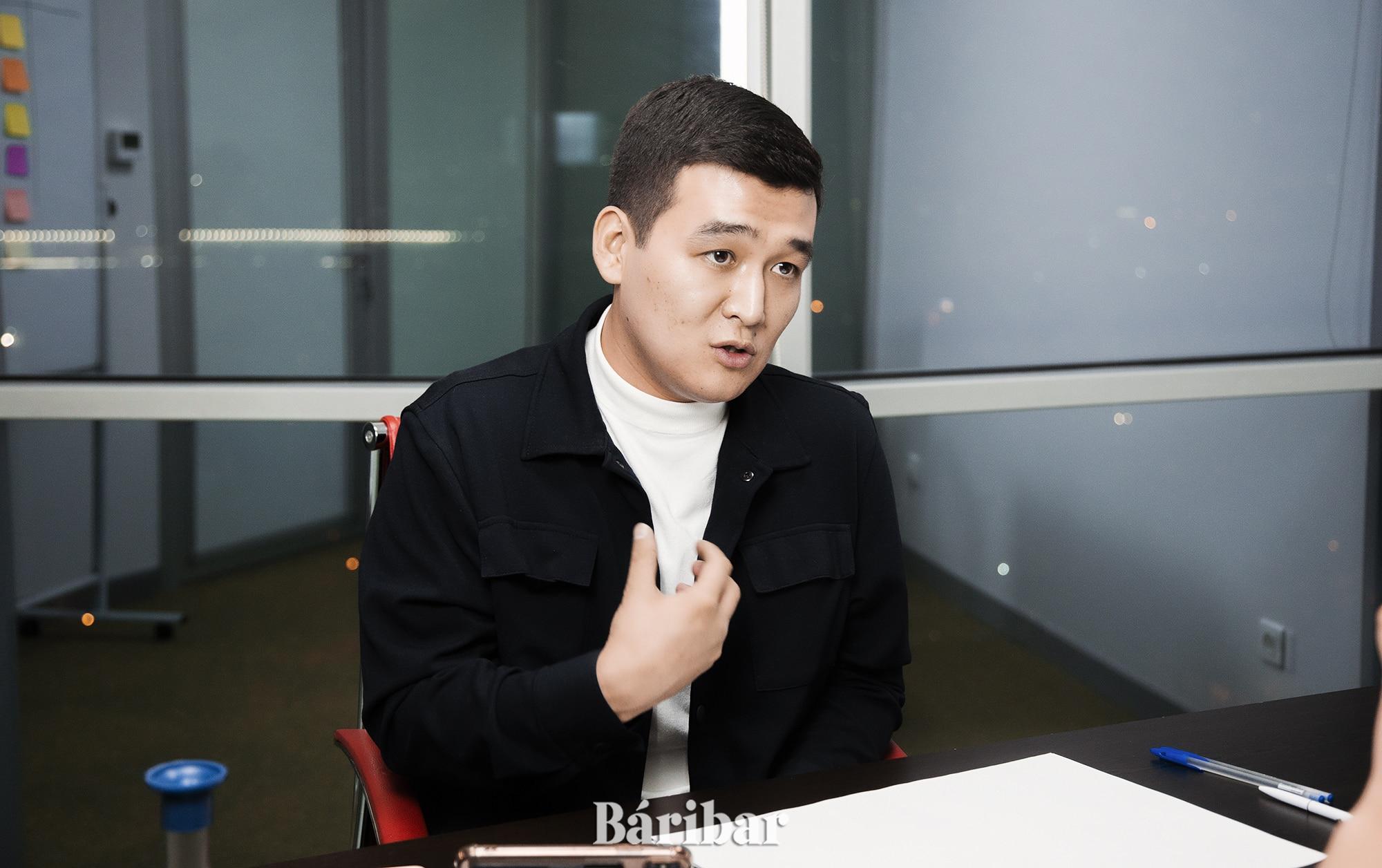 Ескендір Бестай, педагог. Фото: Айгүл Хожантаева