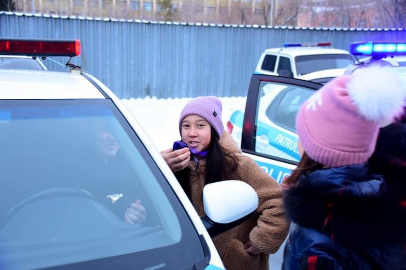 Қарағанды полицейлері