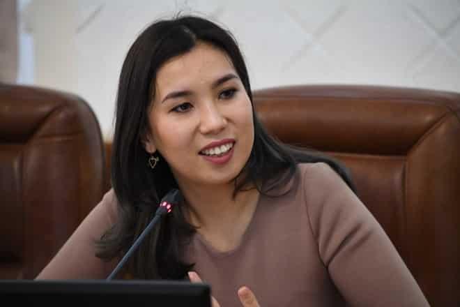 Айсұлу Ерниязова