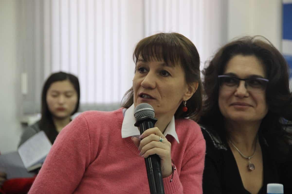 Светлана Спатарь