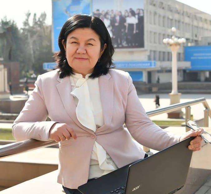 Гүлмира Сұлтанбаева