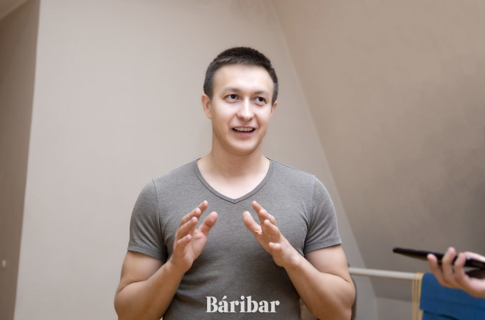 Руслан Кеншінбаев