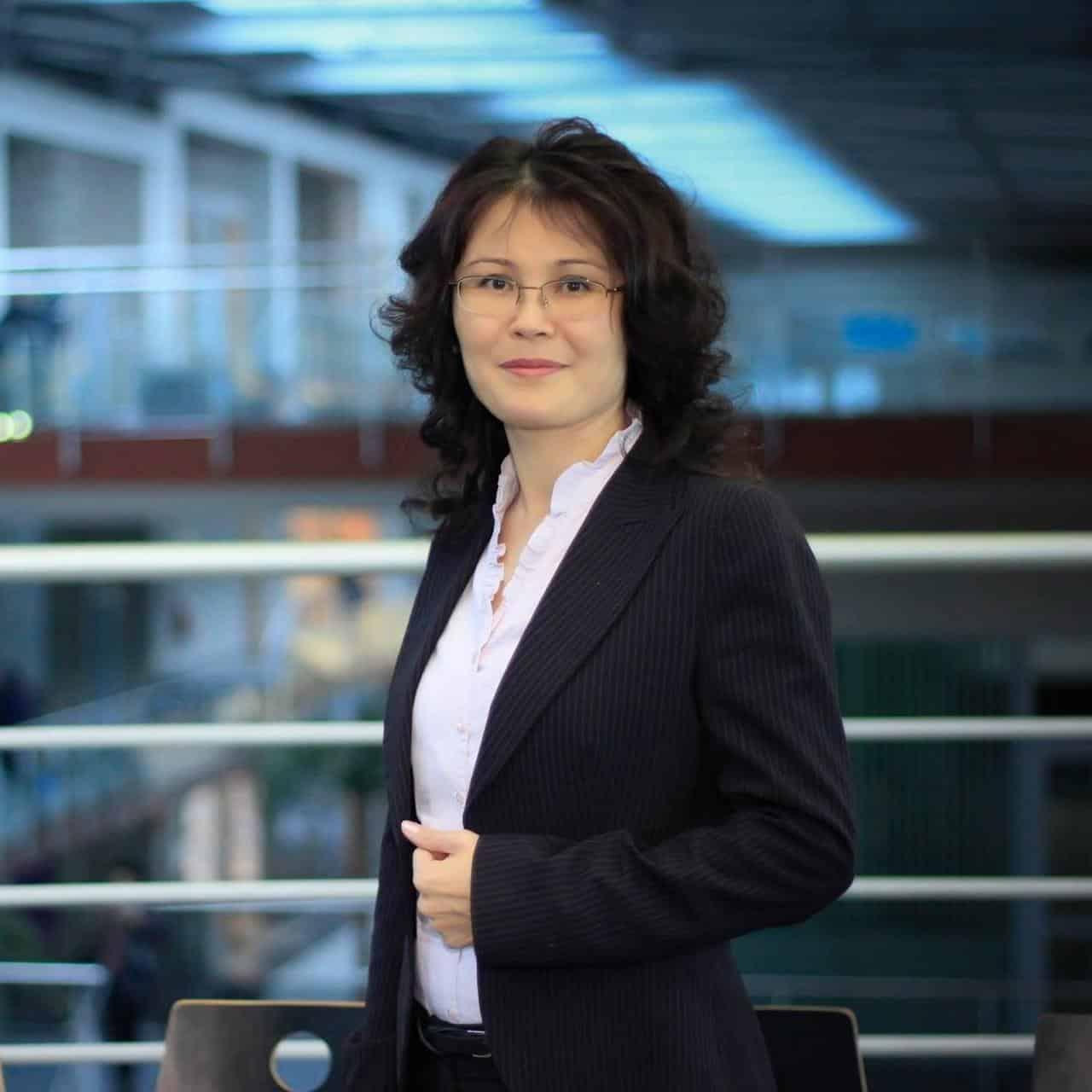 Жанар Темірбекова