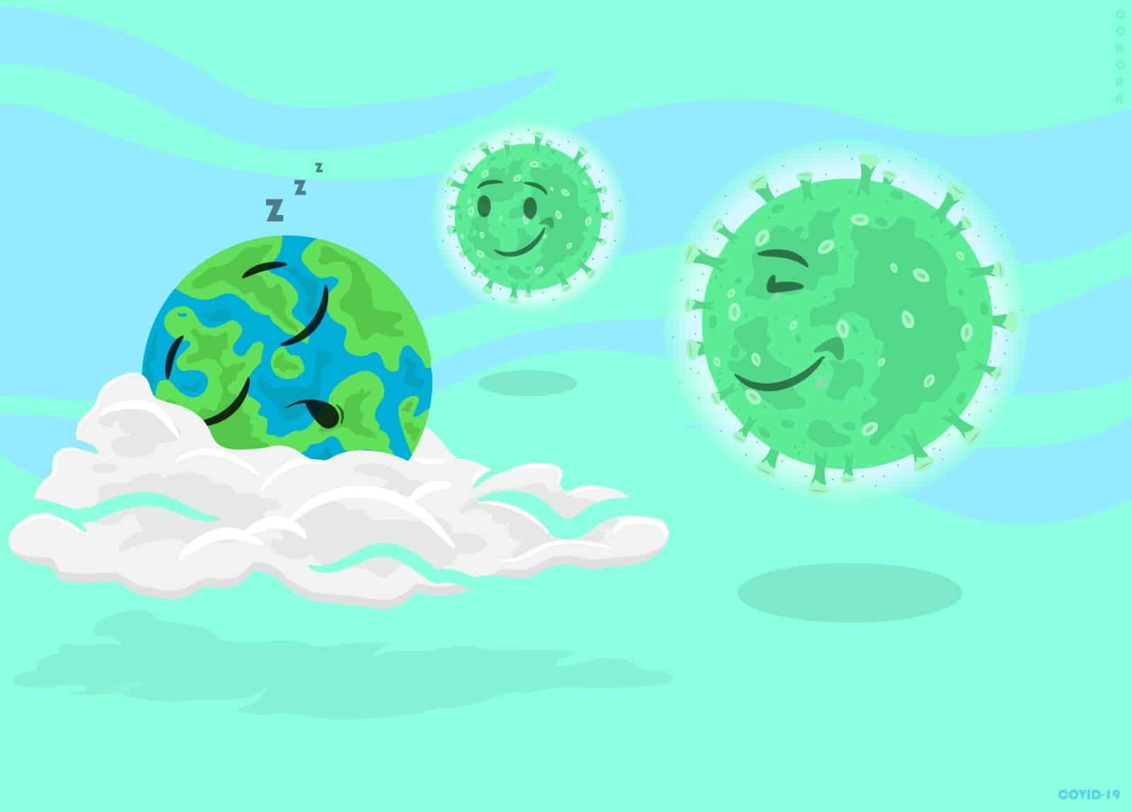 коронавирус, пандемия