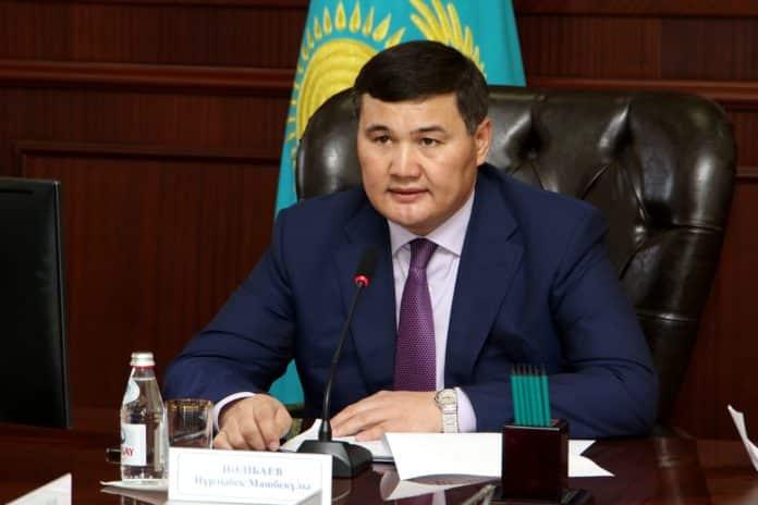 Нұрлыбек Нәлібаев