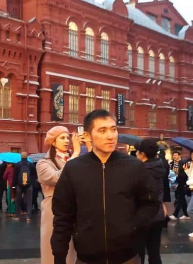 Дос Тұрғанбаев