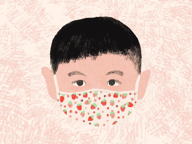 балалар, коронавирус