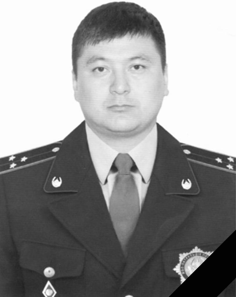 Жалғас Жанғазиев