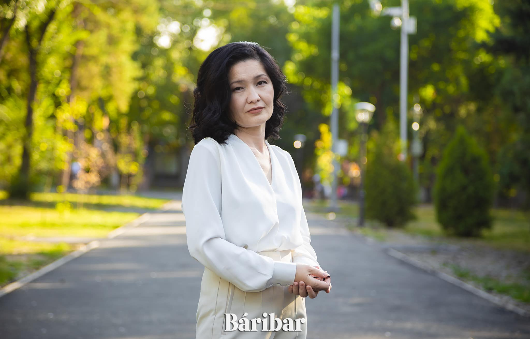 Айна Бакеева