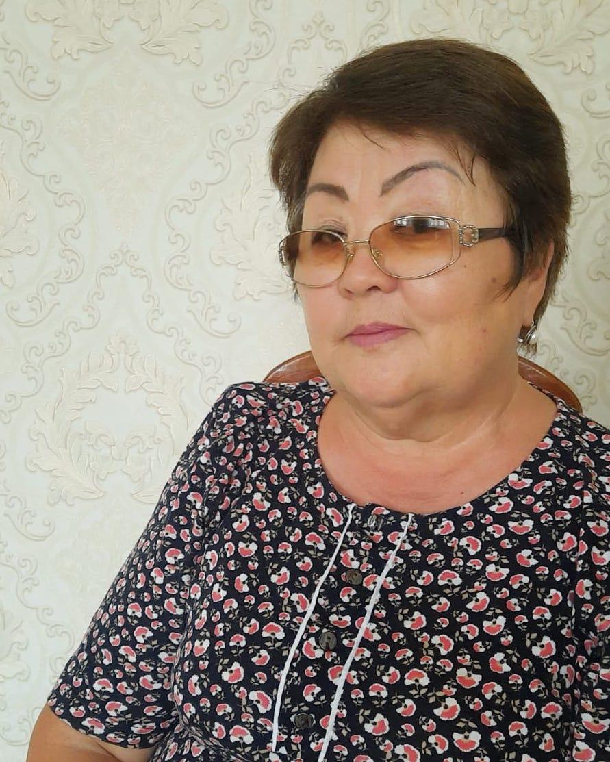 Зағира Бекмұхаева