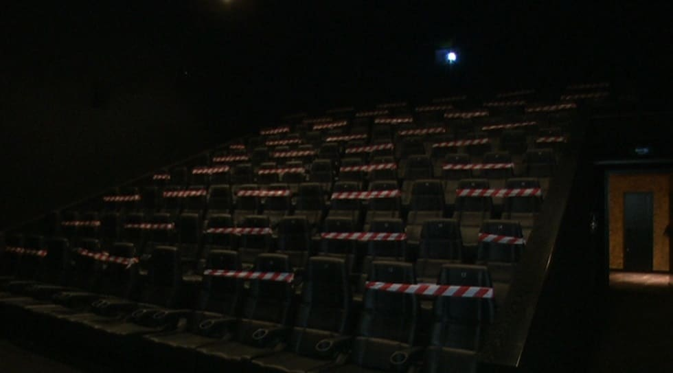 кинотеатр, карантин