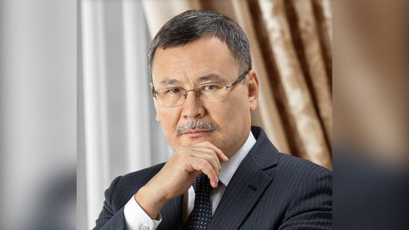 Қайрат Жақыпбаев