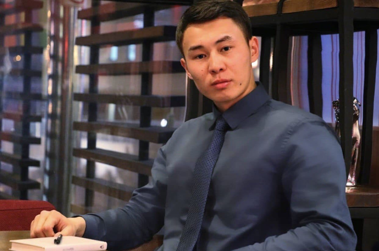 Айдар Мырзабек