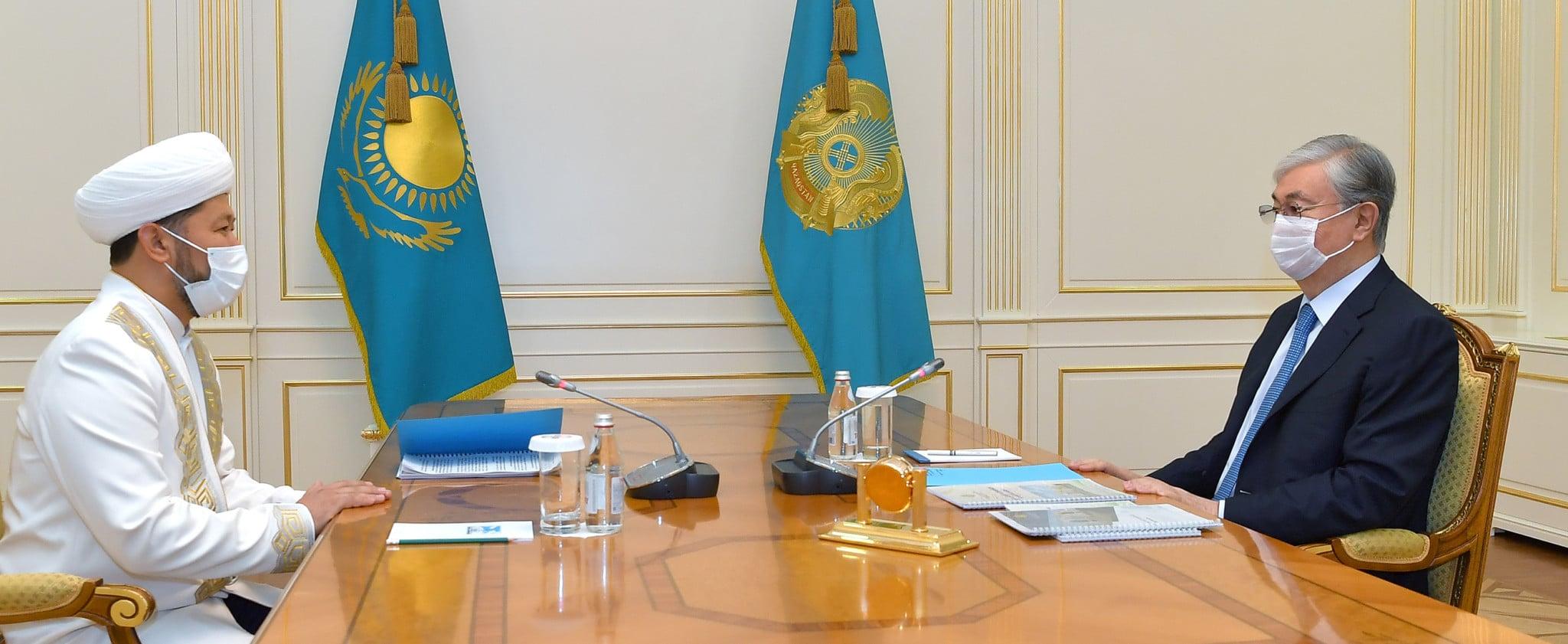 Қасым-Жомарт Тоқаев, Наурызбай қажы Тағанұлы