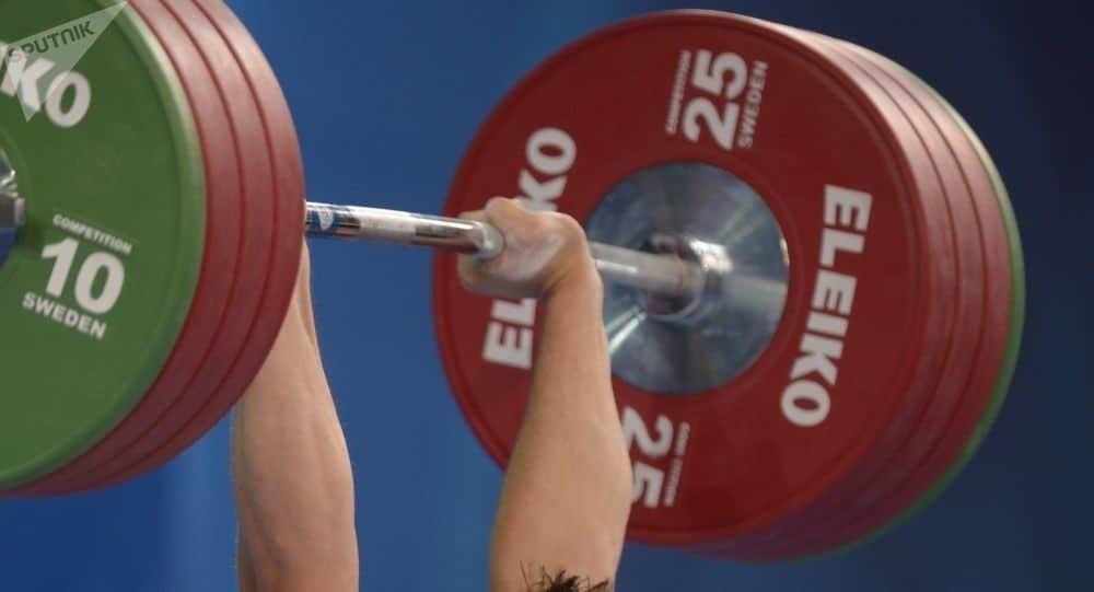 ауыр атлетика, зілтемір