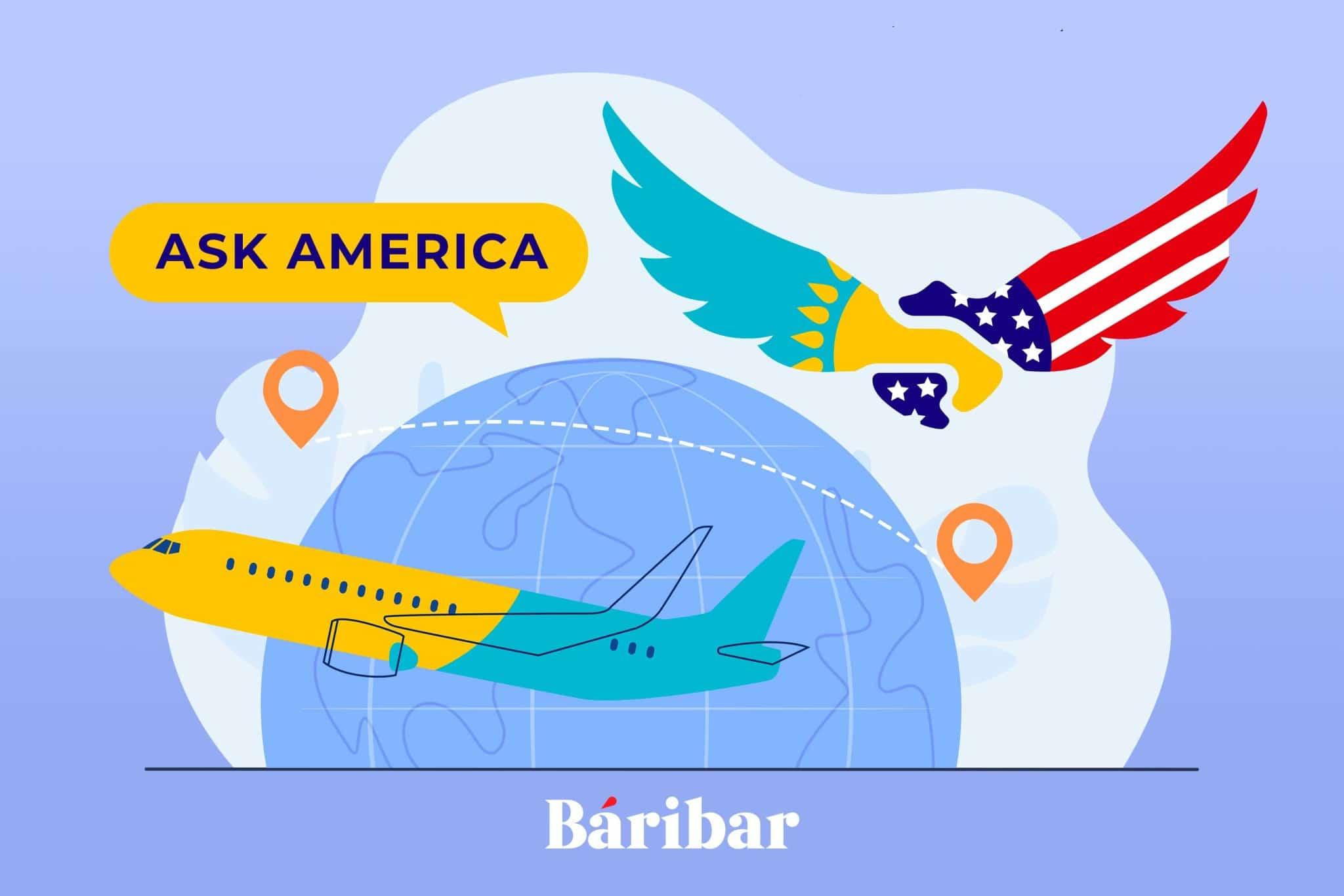 АҚШ, виза, саяхат
