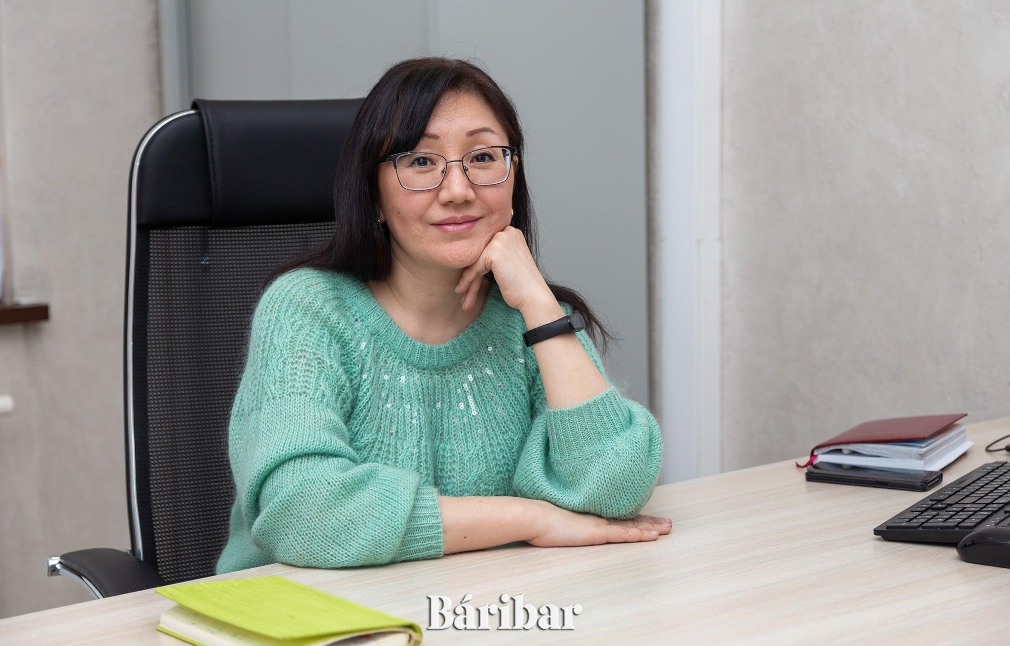 Меруерт Дүйсембина