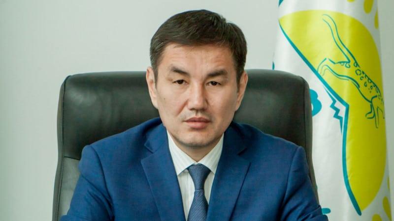 Нұрымбет Сақтағанов