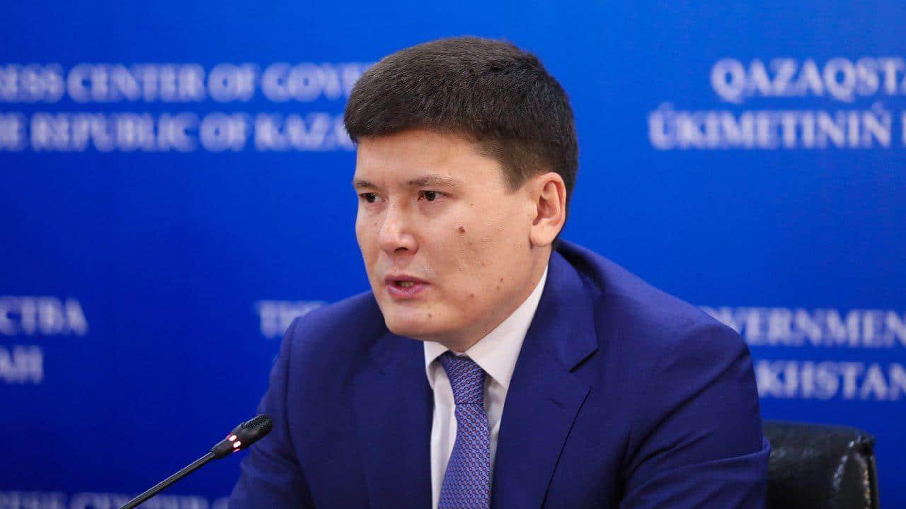 Руслан Бекетаев, қаржы вице-министрі