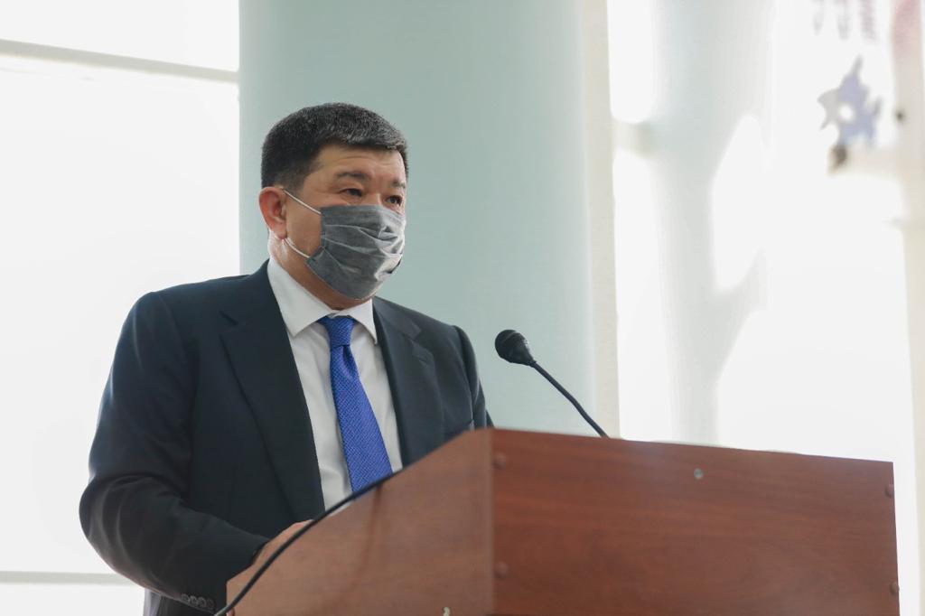 Махамбет Досмұхамедов