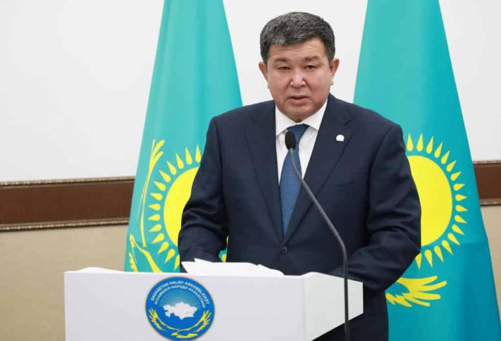 Атырау облысы әкімі Махамбет Досмүхамедов