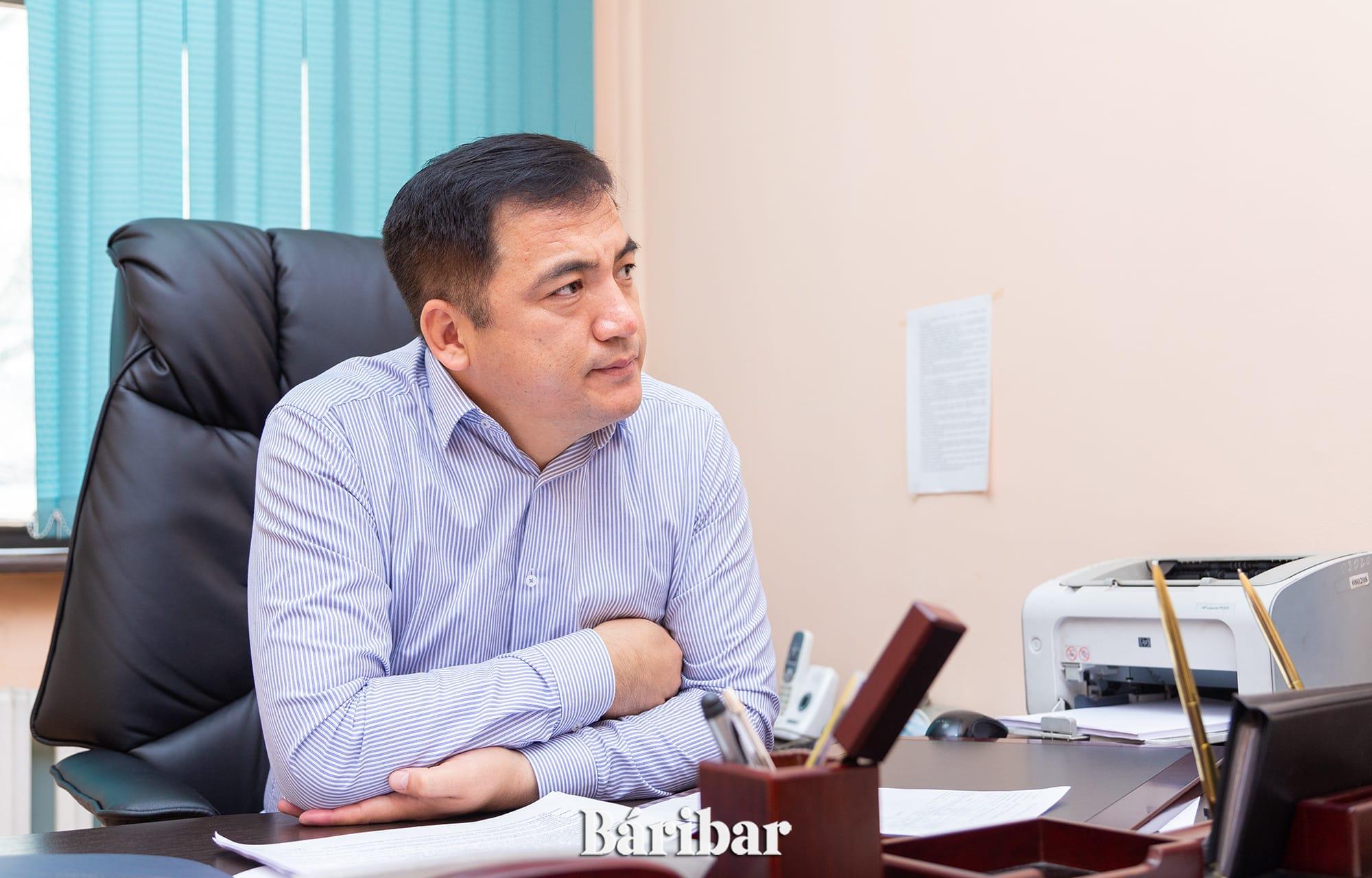 Алмат Әбдірахманов