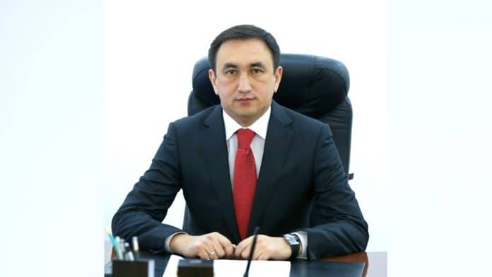 Данияр Жаналинов