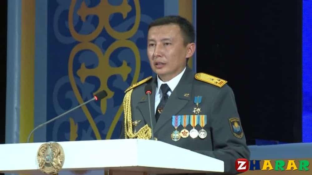 Қайрат Үмбетов