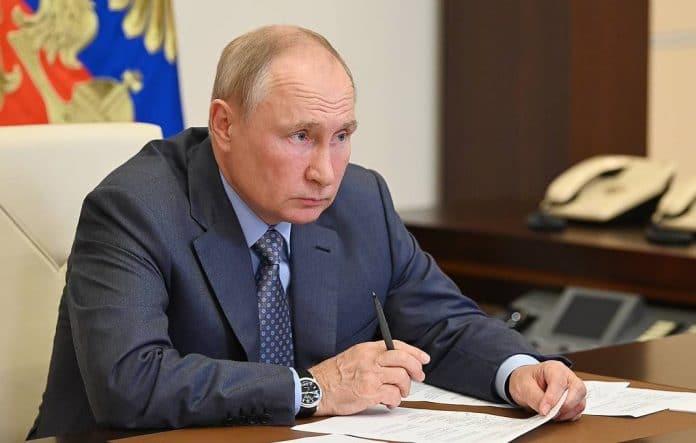 Ресей президенті