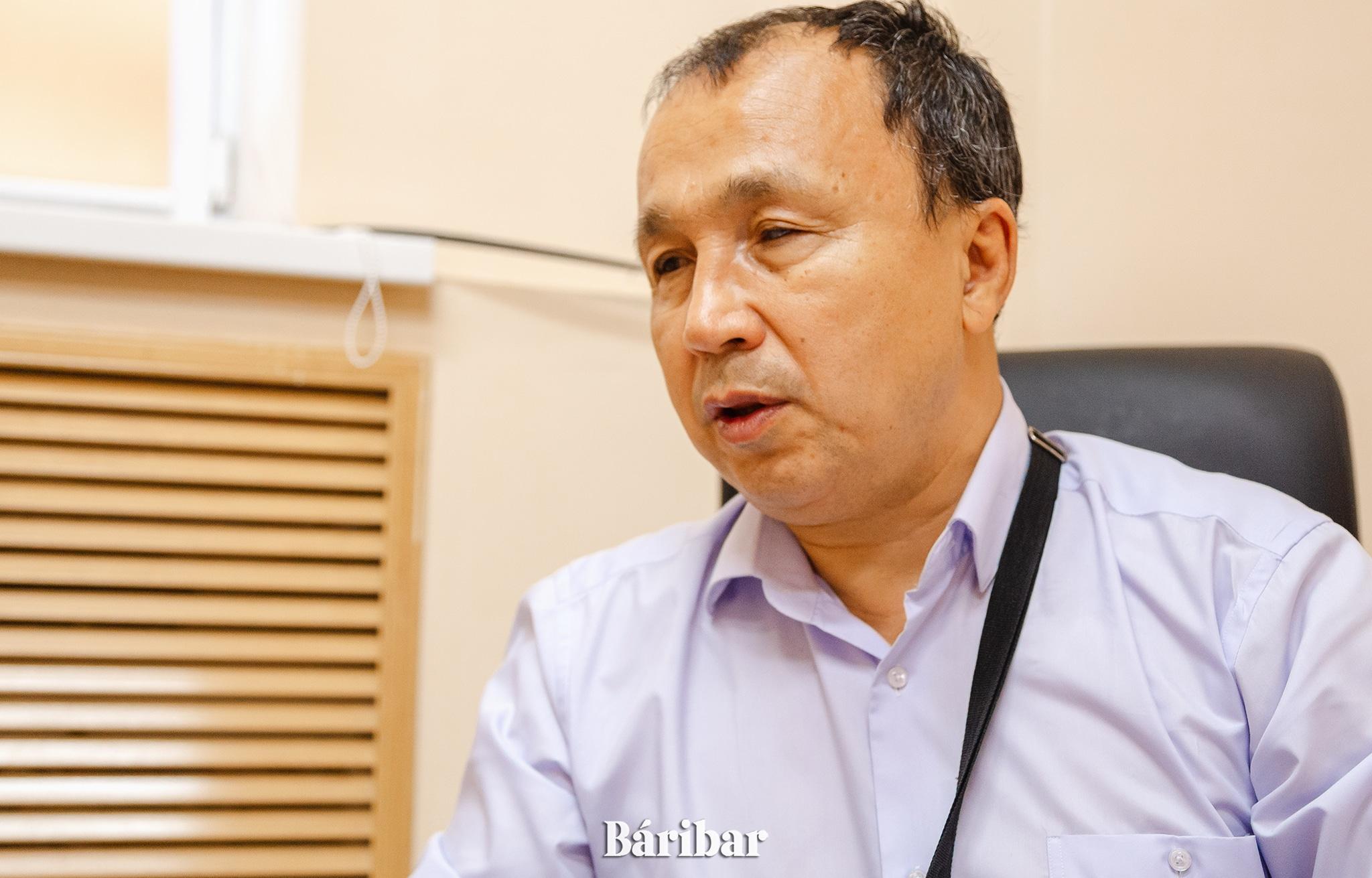 Қайрат Қалқаев