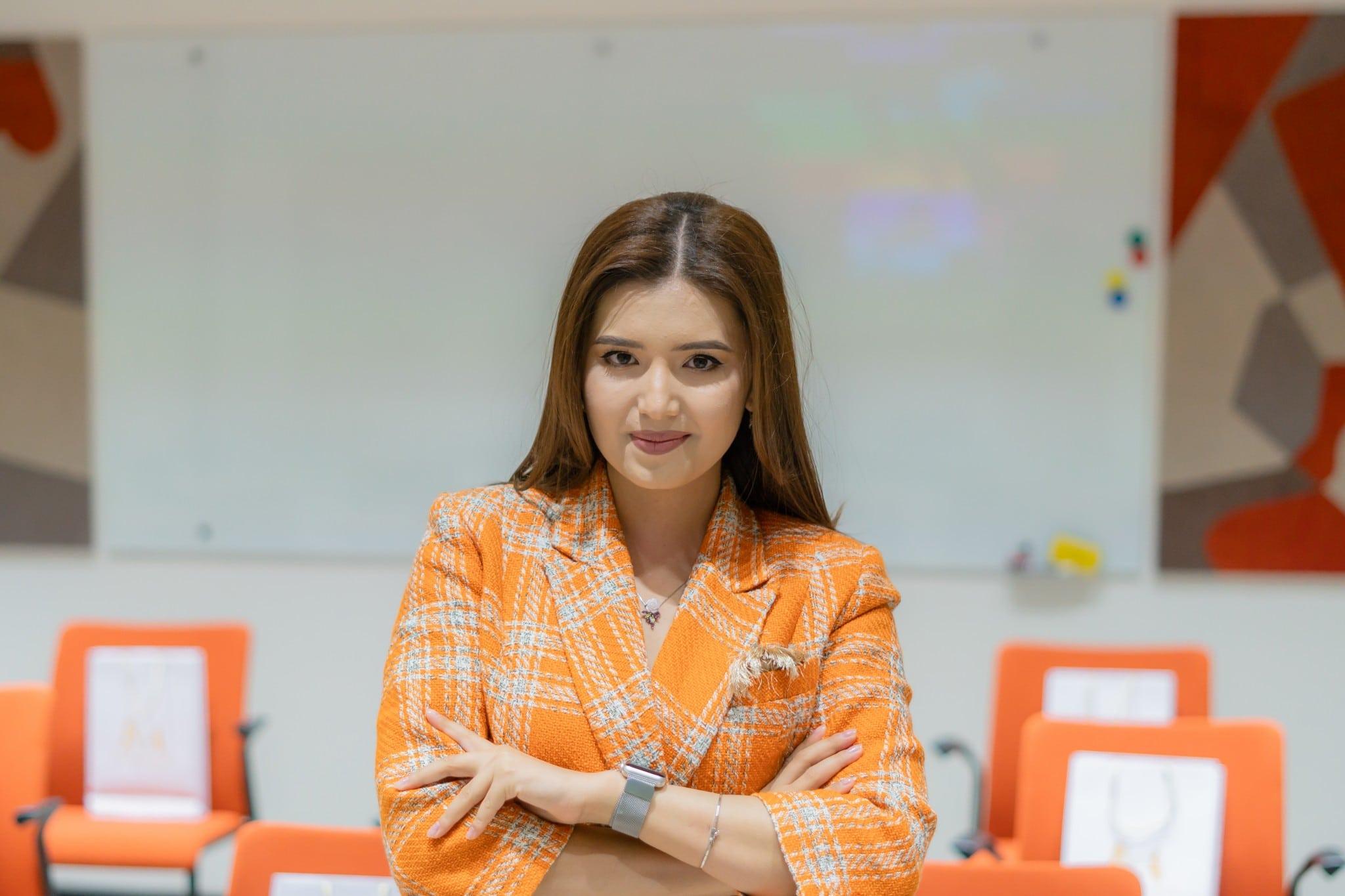 Маржан Аябекова