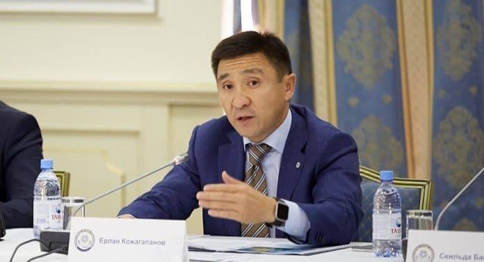 Ерлан Қожағапанов