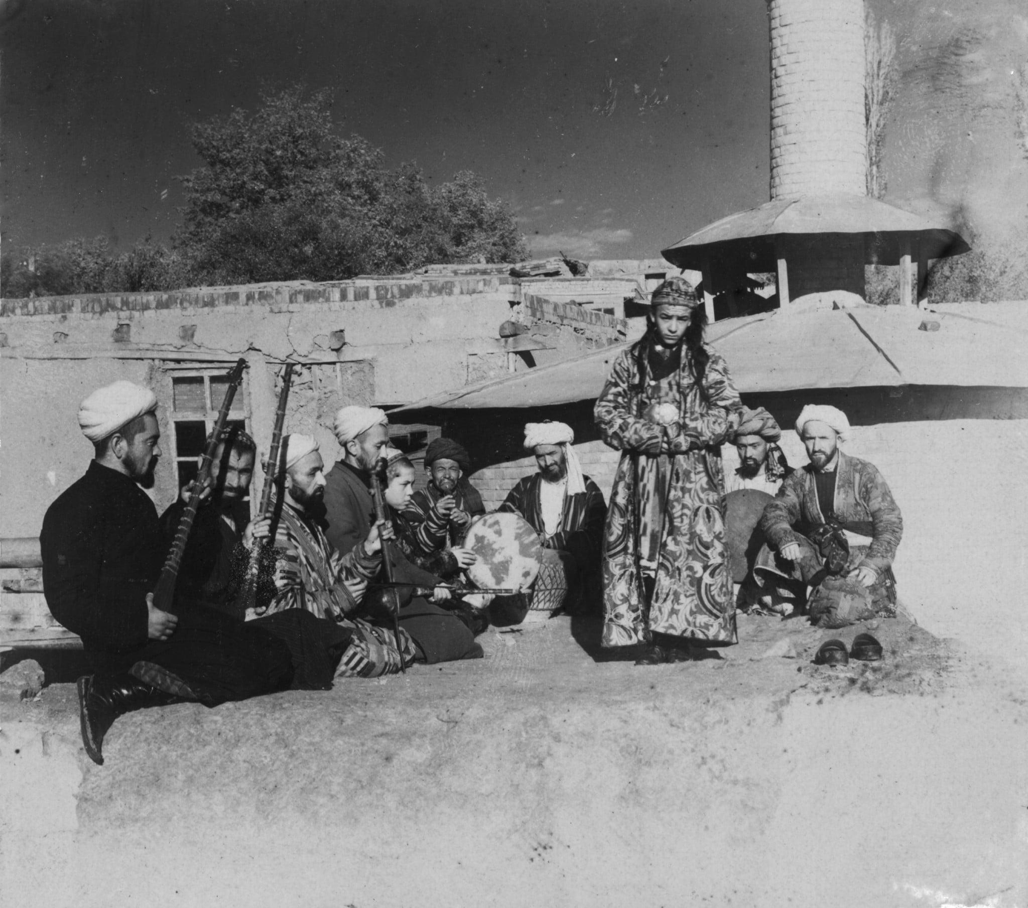 Бача-бази, Ауғанстан