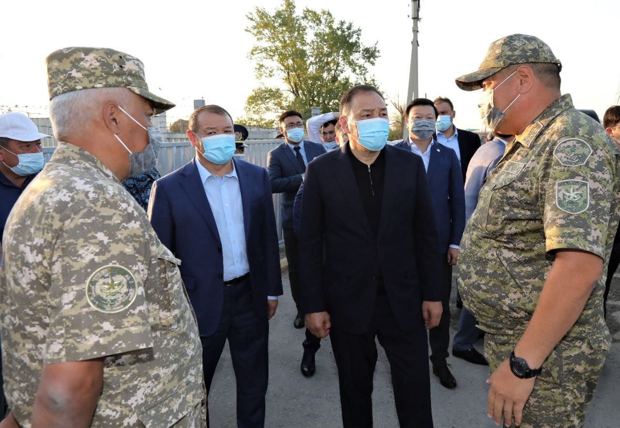 Ералы Тоғжанов, Жамбыл